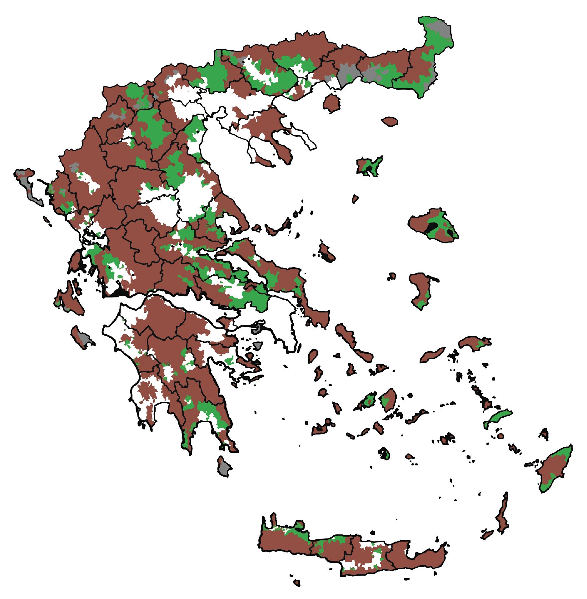 Ο τελικός χάρτης της Εξισωτικής