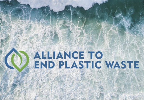 Βasf is partnering with the Alliance To End Plastic Waste