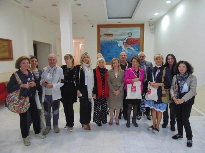 Η Κρήτη και η διατροφή της μαγεύει Ιταλούς δημοσιογράφους