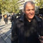 Μάκης Αντωνιάδης, πρόεδρος του Αγροτικού ΑντωνιάδηςΣυλλόγου Νάουσας