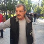 Βασίλης Αναγνωστόπουλος, πρώην συνδικαλιστής της Πανθεσσαλικής Συντονιστικής Επιτροπής και πρώην νομάρχης