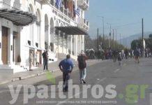 Η σύλληψης του Ιεραπετρίτη αγρότη από τις δυνάμεις των ΜΑΤ!