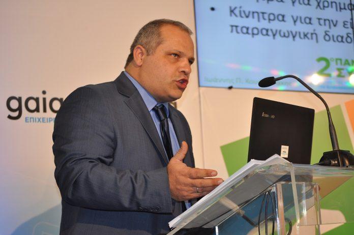 Ι. Κουφουδάκης: Κόστος εισροών, ελληνοποιήσεις και αδήλωτη εργασία τα «αγκάθια» της ελληνικής γεωργίας