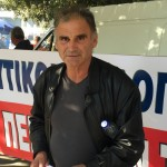 Δημήτρη Κοτσούμπα, μέλος Αλιευτικού Συλλόγου Ακτίου - Βόνιτσας.