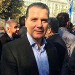 Θωμά Κουτσουπιά, πρόεδρο της Ένωσης Αγρινίου και αναπληρωτή πρόεδρο της ΠΑΣΕΓΕΣ