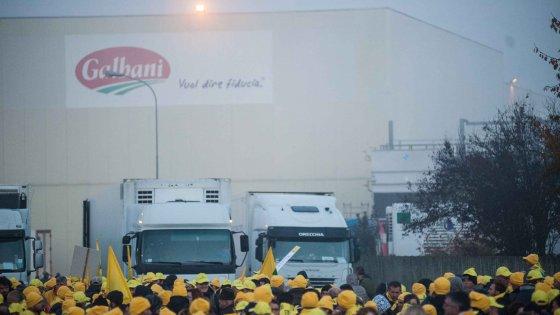 Ιταλία: Ξεσηκώθηκαν oi γαλακτοπαραγωγοί κατά της Lactalis