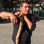 Μηνάς Στέργιος, ένας αγρότης από τα Καλύβια του Νομού Πέλλας