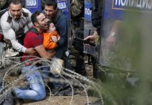 Φράχτη στα ελληνικά σύνορα ετοιμάζουν τα Σκόπια