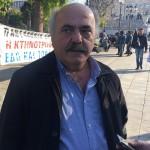 Ανδρέα Στρατάκη, πρόεδρο της Ένωσης Αγροτικών Συνεταιρισμών Ηρακλείου Κρήτης