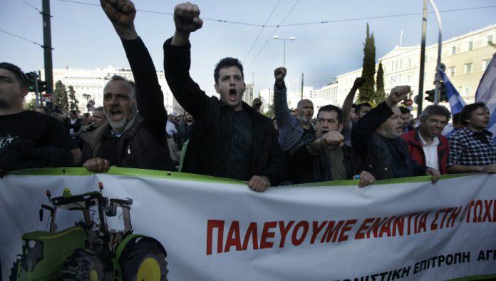 Στο πλευρό των αγροτών για την κάθοδο στην Αθήνα το ΠΑΜΕ