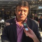 Κώστας Ξενιτίδης, πρόεδρος Ομοσπονδίας Αγροτικών Συλλόγων Σερρών