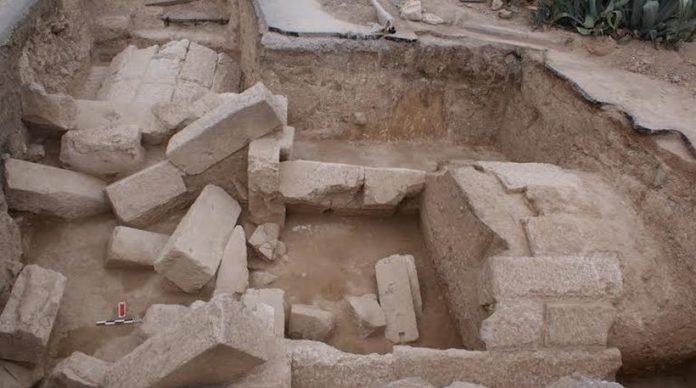 μακεδονικός τάφος