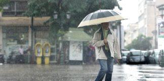 Ο καιρός για το Σαββατοκύριακο 4-5 Μαΐου: Καταιγίδες και λασποβροχές