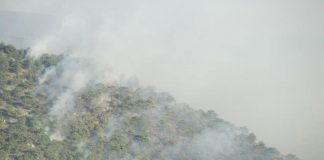 Πληροφοριακό σύστημα ανίχνευσης δασικών πυρκαγιών από το Εθνικό Αστεροσκοπείο