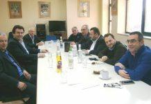 Στον Οινοποιητικό Συνεταιρισμό Τυρνάβου ο Βασίλης Κεγκέρογλου