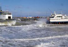 Για ανέμους 10 έως 11 μποφόρ στο Αιγαίο σήμερα, προειδοποιεί το meteo του Αστεροσκοπείου