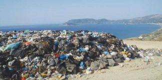 Ζάκυνθος: Εκρηκτική η κατάσταση με τα σκουπίδια στους δρόμους του νησιού