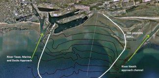 Παλιρροϊκή ενέργεια μέσω τεχνητής λιμνοθάλασσας