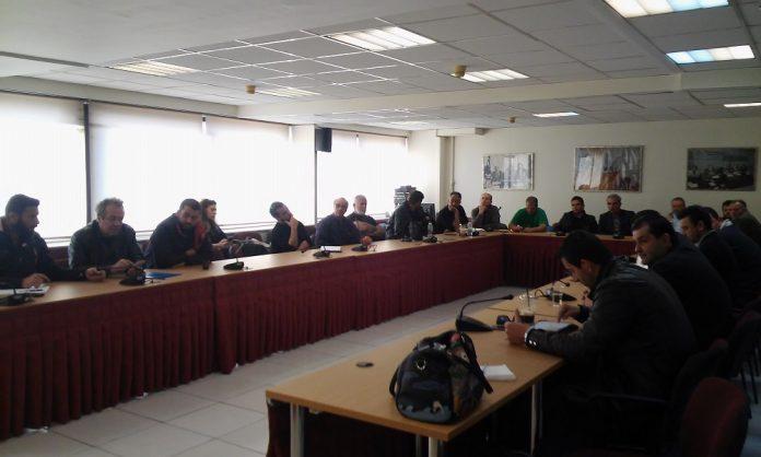 Σύσκεψη της Πρωτοβουλίας Αγροτών στην Αθήνα