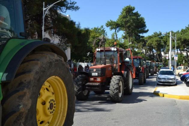 Επιτροπής Αγώνα Αγροτών Ελλάδας