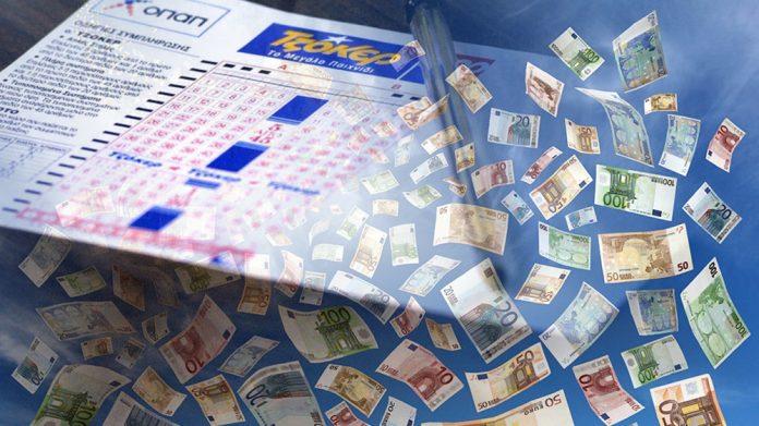 Στα Βραχνέικα ο μοναδικός υπερτυχερός των 15,5 εκατ. ευρώ του Τζόκερ