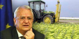 Αναστάτωση στους αγρότες με την τροπολογία που αφορά ανακτήσεις του «πακέτου Χατζηγάκη»