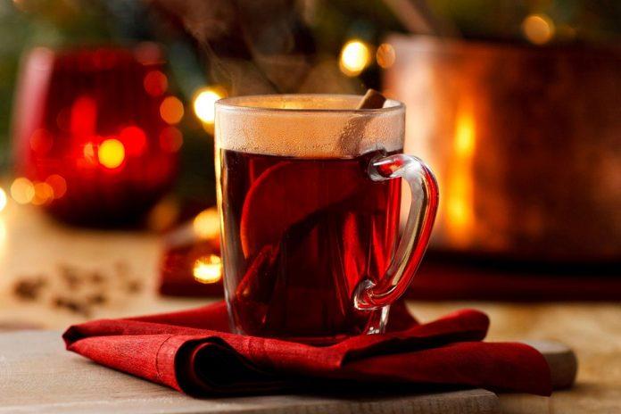 Το ζεστό κρασί των Χριστουγέννων