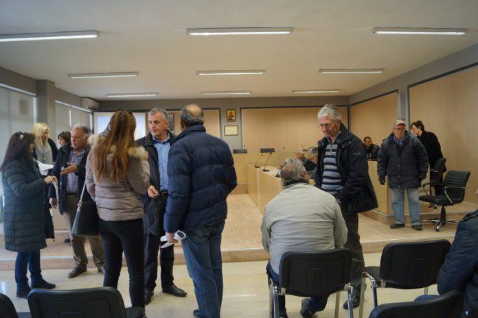 Οι αγρότες του Δήμου Ζίτσας ενημερώθηκαν για την ορθολογική χρήση των φυτοφαρμάκων