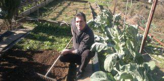 Ένας αστικός λαχανόκηπος που κερδίζει διαρκώς… έδαφος