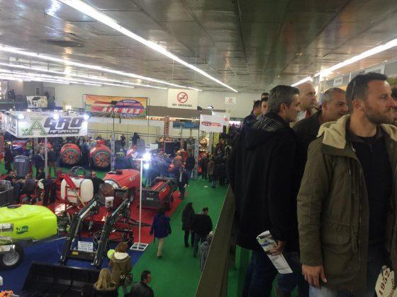 Χιλιάδες οι επισκέπτες της 26ης Agrotica