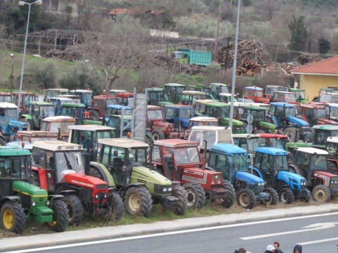 Ελευθερώθηκε από τα αγροτικά μπλόκα το μεγαλύτερο μέρος του οδικού δικτύου της Β. Ελλάδας