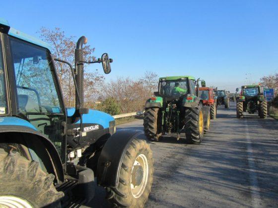 Ελεύθερο από αγρότες και κτηνοτρόφους το τελωνείο της Δοϊράνης
