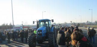Σέρρες: Έκλεισε η εθνική οδός Θεσσαλονίκης-Σερρών στο ύψος του Λευκώνα