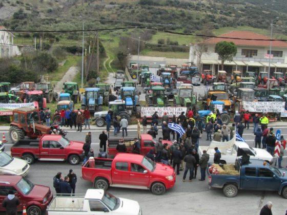 Πάνε Τέμπη το Σάββατο τα τρακτέρ των αγροτών -Άγνωστη παραμένει η διάρκεια της κινητοποίησης