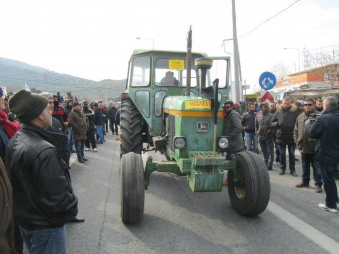 Σέρρες: Στους δρόμους με τρακτέρ οι αγρότες στις 28 Ιανουαρίου