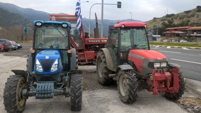 ΠΕΜ: Κάλεσμα αγροτών και κτηνοτρόφων για συμμετοχή στις απεργιακές συγκεντρώσεις στις 28/11