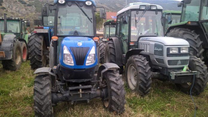 Νέο μπλόκο στην Κεφάλωση Αλμυρού, επί του ΠΑΘΕ, δημιουργούν οι αγρότες