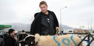 Συγκέντρωση και πορεία των κτηνοτρόφων την Πέμπτη 3 Μαΐου στη Λάρισα
