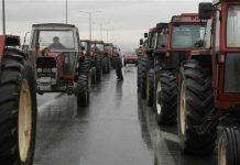Αποχώρησαν οι αγρότες από την Αθηνών – Πατρών στο Αίγιο - Κανονικά διεξάγεται η κυκλοφορία