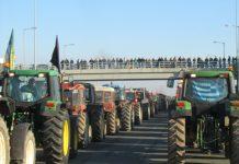 Μορφές αγώνα θα εξετάσουν οι αγρότες στην πανελλαδική σύσκεψη της Κυριακή 9/12