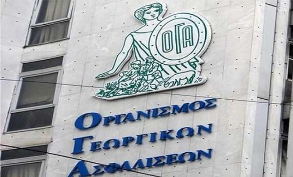 Συμβολική κατάληψη των γραφείων του ΟΓΑ από το ΠΑΜΕ