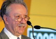 """Ανάκαμψη """"βλέπει"""" το β' εξάμηνο του έτους ο πρόεδρος της Τράπεζας Πειραιώς Μ. Σάλλας"""