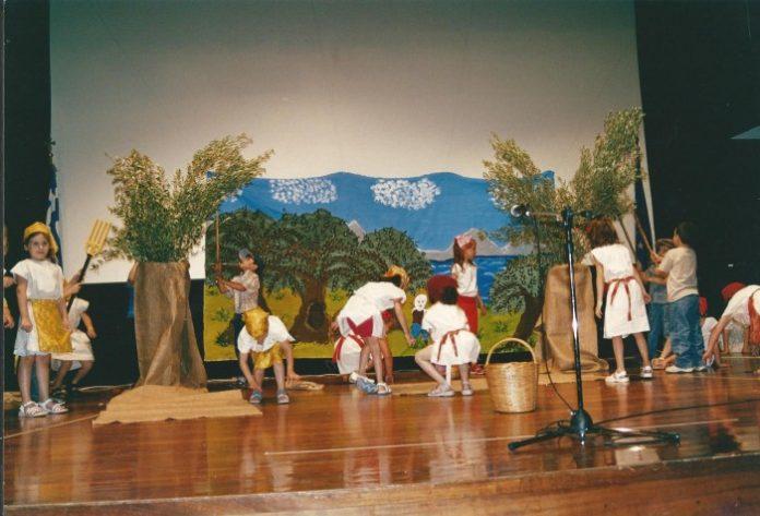 εκδηλώσεις ευαισθητοποίησης της νεολαίας για την ελιά και το λάδι