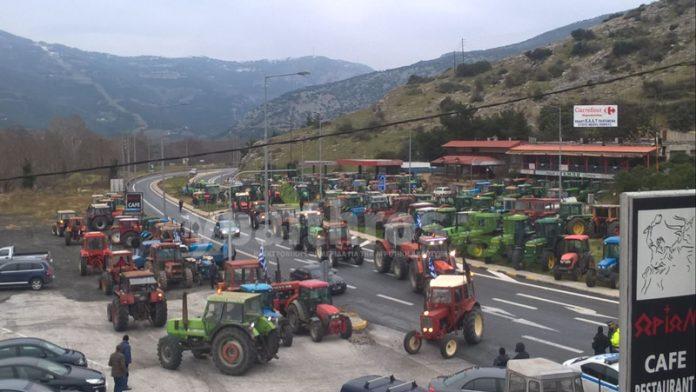 Νέο μέτωπο αναπτύσσουν οι αγρότες της Λάρισας