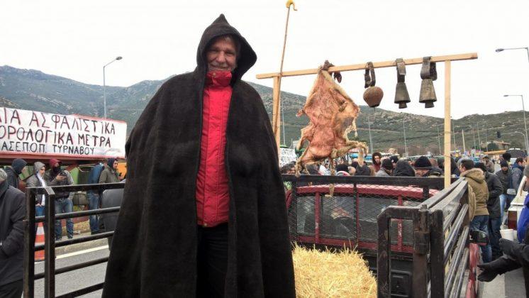 Ζητούν συνάντηση με τον πρωθυπουργό οι κτηνοτρόφοι της Θεσσαλίας