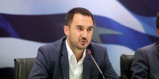 A. Χαρίτσης: Σύντομα το νομοσχέδιο για μικροδάνεια μέχρι 25.000 ευρώ σε μικρομεσαίους