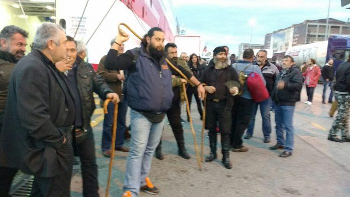 Mεταβαίνουν στον Προμαχώνα για τον ίδιο σκοπό, συνάδελφοι από Δυτική Μακεδονία και Πελοπόννησο