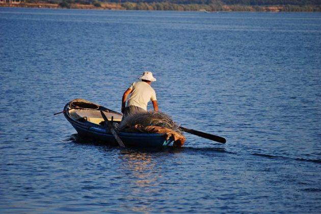 Λιμνοθάλασσα Μεσολογγίου : Η Περικαλλέα Λίμνη