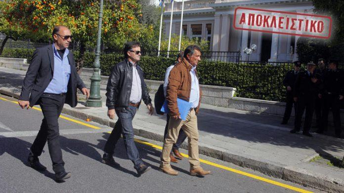 Αποκλειστικά στο ypaithros.gr τα αιτήματα των αγροτών που παρέδωσαν στο Μαξίμου
