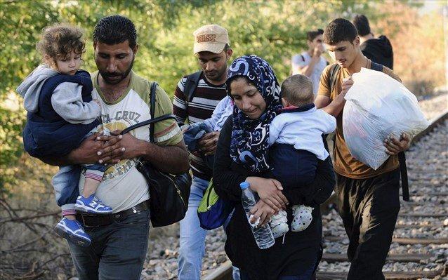 «Ασφυξία» στην Ειδομένη με 5.500 πρόσφυγες